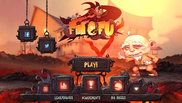 Fire Fu désormais disponible sur iPhone, iPad & iPod Touch!