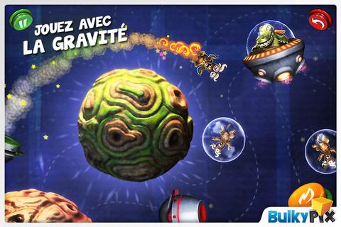 Gnu Revenge, un casual game à l'esprit décalé sur iPhone, iPod touch et iPad