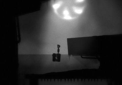 Test du jeu de plateforme reflexion Limbo Game pour iPad et iPhone