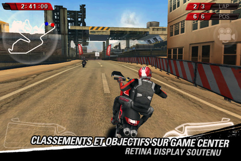 ducati challenge le jeu de course de moto gratuit du jour sur ipod touch iphone et ipad. Black Bedroom Furniture Sets. Home Design Ideas