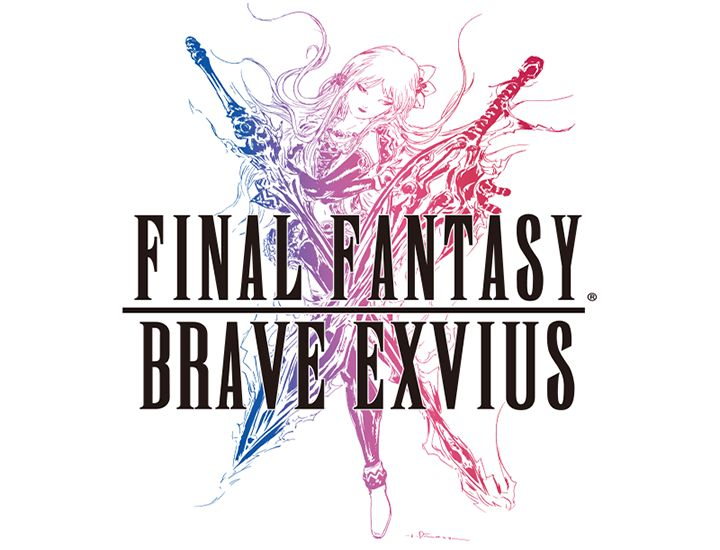 FINAL FANTASY BRAVE EXVIUS est disponible sur iOS