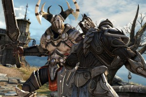 infinity blade ipad iphone